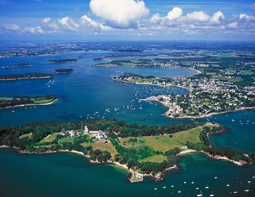 Morbihan, destination touristique où la mer, la terre et le ciel se mêlent